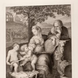 Sagrada Familia del roble