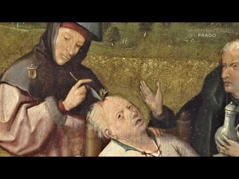 Obras comentadas: La extracción de la piedra de la locura del Bosco
