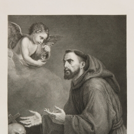 Vision of Saint Francis of Assisi