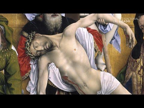 Obras comentadas: El Descendimiento, de Rogier van der Weyden