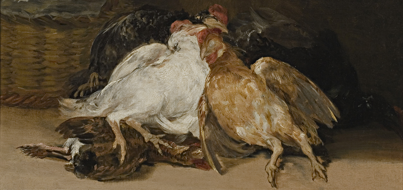 Goya. Luces y Sombras