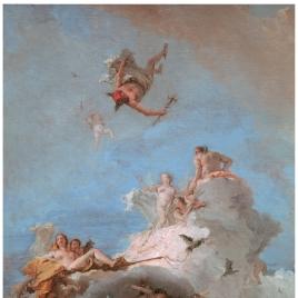 El Olimpo o Triunfo de Venus