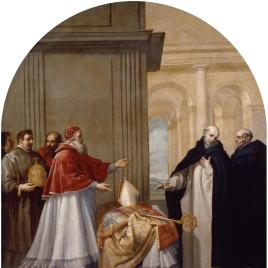San Bruno renuncia al arzobispado de Reggio Calabria