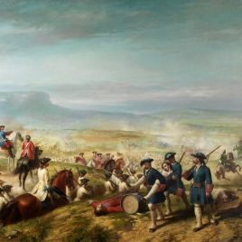 La Batalla de Almansa