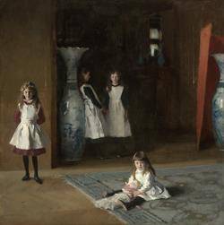 Sargent se reencuentra con el Prado