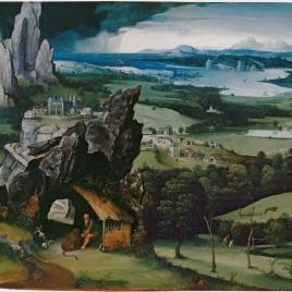 Landscape with Saint Jerome