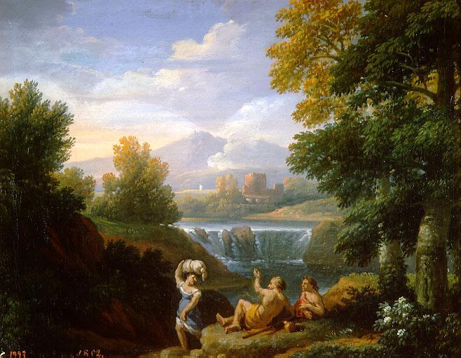 Bloemen, Jan Frans van. Orizzonte
