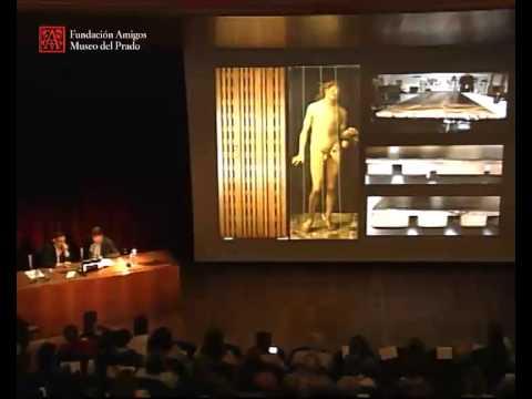 Conferencia: Restauración de los soportes de Adán y Eva de Durero