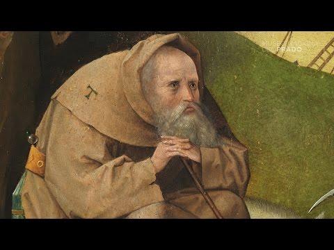 """""""Las tentaciones de san Antonio Abad"""" del Bosco"""