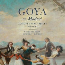 Goya en Madrid [Recurso electrónico] : cartones para tapices, 1775-1794.