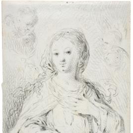 La Virgen de la Merced