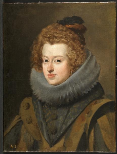 Doña María de Austria, reina de Hungría