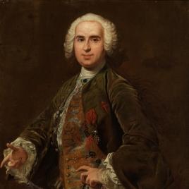Retrato de un caballero de Santiago