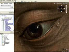 Las 14 obras maestras del museo del  Prado en mega alta resolución en Google Earth