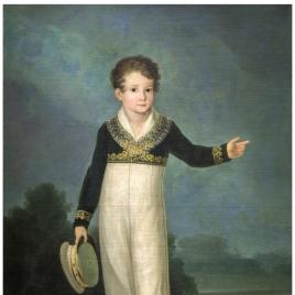 Mariano San Juan y Pinedo, futuro conde consorte de la Cimera