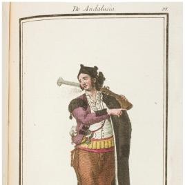 Contrabandista de Andalucía