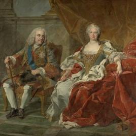 Felipe V e Isabel Farnesio