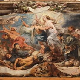 La victoria de la Verdad sobre la Herejía
