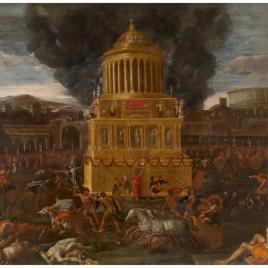 Exequias de un emperador romano