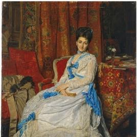 Josefa Manzanedo e Intentas, luego II marquesa de Manzanedo