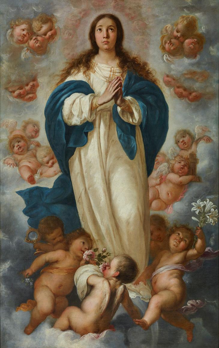 La Inmaculada Concepción de Francisco Herrera el Mozo