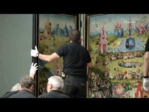 New installation of 15th- and 16th-century Flemish and Hispano-Flemish painting