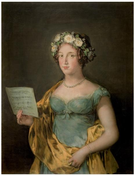 La duquesa de Abrantes