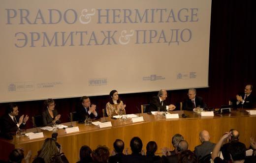 El Hermitage y el Prado intercambiarán una importante selección de fondos de sus colecciones con el apoyo de la Sociedad Estatal de Acción Cultural
