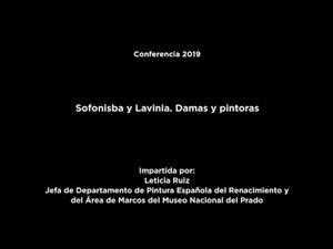 Sofonisba y Lavinia. Damas y pintoras (LSE)