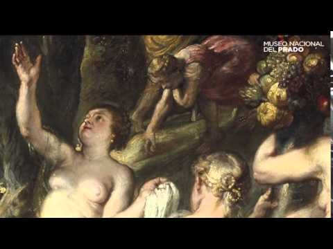 Commented works: Nymphs and Satyrs, Rubens (1615)
