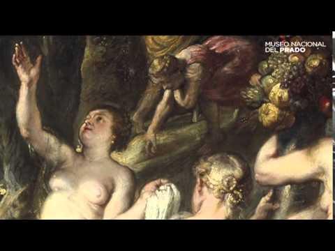 Obras comentadas: Ninfas y sátiros, Rubens (h. 1615)