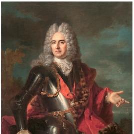 Don José de Rozas y Meléndez de la Cueva, I conde de Castelblanco