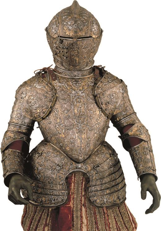 The Absence of Portraits in Armour in the second half of the 16th century and their Revival under Philip III prior to his Accession