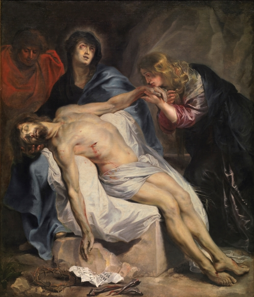 The Lamentation