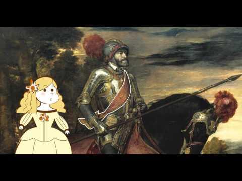 Obras comentadas: Emperador Carlos V a caballo en Mühlberg, de Tiziano