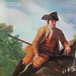 Hemisferia 68 [Material gráfico] : tesoros del arte español del Museo del Prado y otras colecciones españolas / foto : Manso.