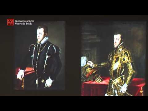 Estudiando Tiziano y disfrutándolo