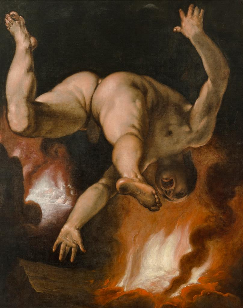 El desafío artístico. La Academia de Haarlem y Rubens