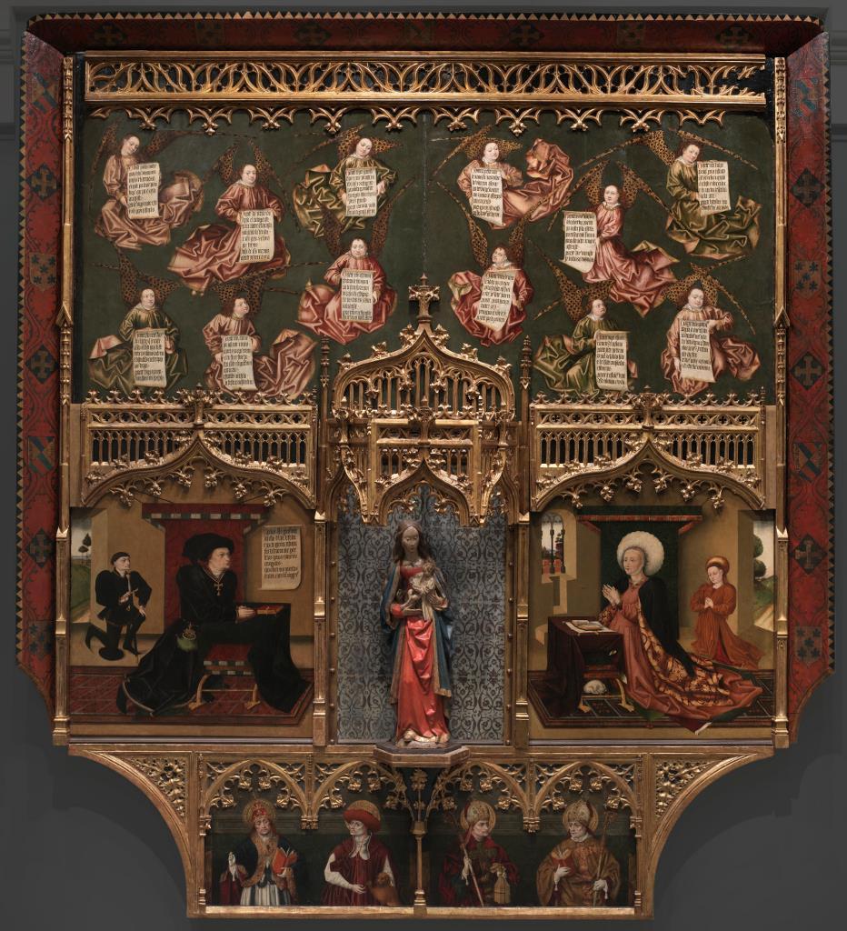 El Museo del Prado exhibirá, durante un período de diez años, la primera pintura hispanoflamenca castellana documentada
