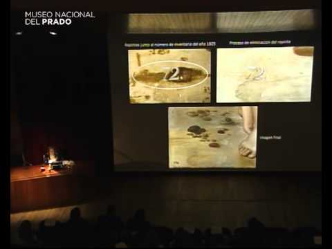 Conferencia: Restauración de la capa pictórica de Adán y Eva