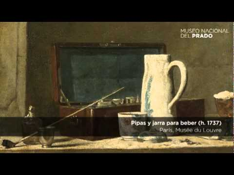 Avance de exposición: Chardin
