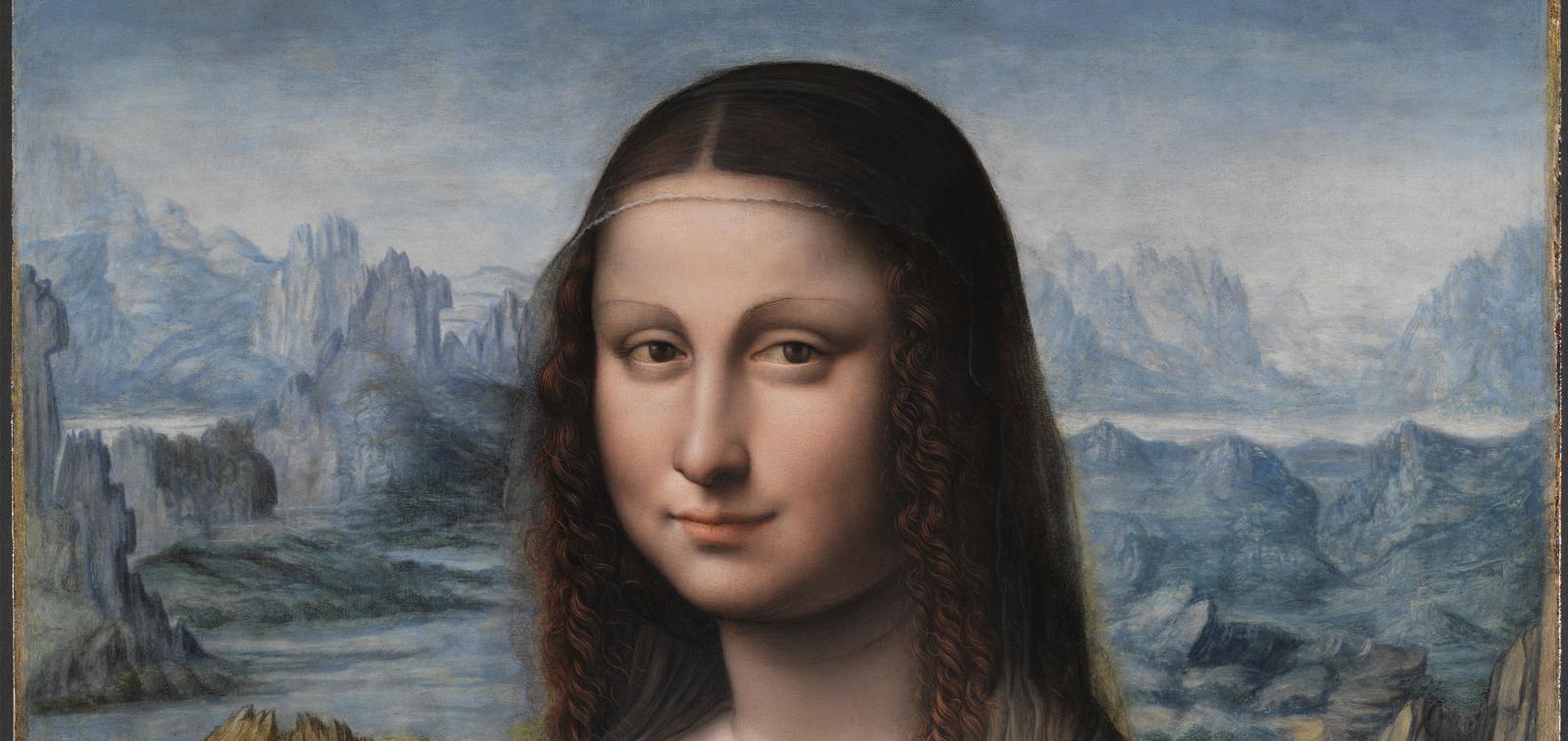 Instalación temporal: La Gioconda, Taller de Leonardo