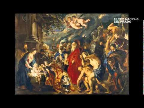 Obras comentadas: Adoración de los magos, Rubens (1609)