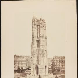 Torre de St. Jacques en París