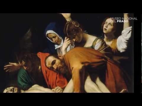 La obra invitada: El Descendimiento de Caravaggio