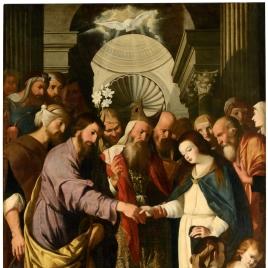 Los Desposorios de la Virgen