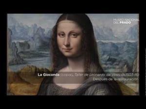 Commented works: La Gioconda (copy), Leonardo da Vinci´s Atelier (1503-1516)