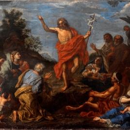 Predicación de San Juan Bautista