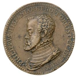 Felipe II de España - Alegoría de la Paz de Cateau-Cambrésis