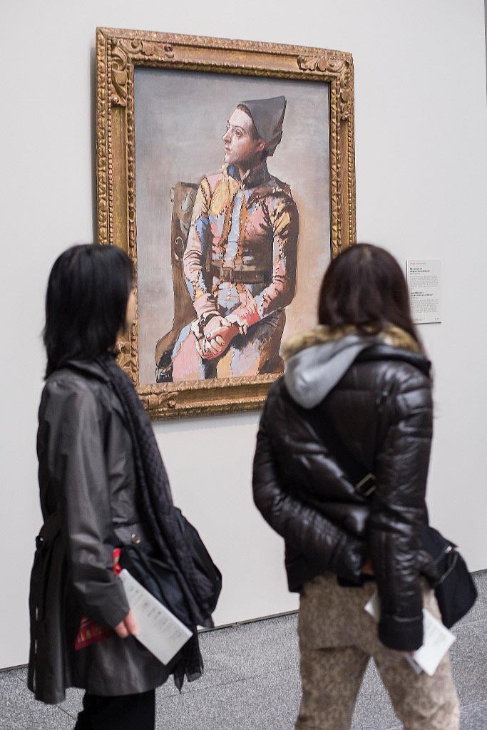El Museo del Prado y el Kunstmuseum Basel, en colaboración con la Comunidad de Madrid, presentan diez obras maestras de Pablo Picasso